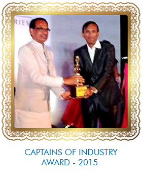 captain of Industry award 2015