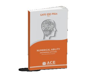ESE-GATE-PSUS NUMERICAL ABILITY ENGINEERING APPTITUDE