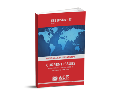 ESE-PSUs STAGE-I CURRENT ISSUES