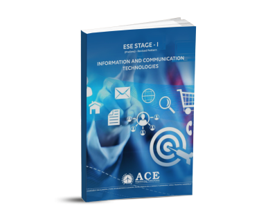 ESE-STAGE-1 INFORMATION & COMMUNICATION TECHNALOGY