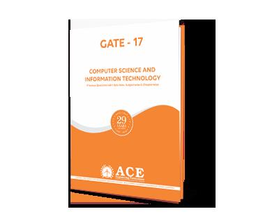 GATE 2017 CSIT