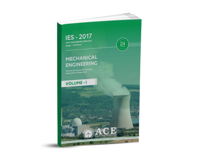 ESE-2017 mechanical EngineeringVolume-I