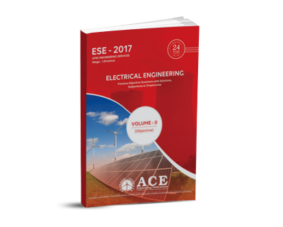 ESE-2017 Electrical EngineeringVolume-I