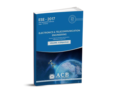ESE-2017 Electronice Tele EngineeringVolume-I