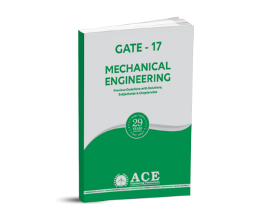 GATE 2017 mechanical Engineering