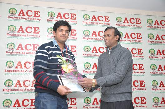 Akshay Singh Rathore 28 CE IES-2015