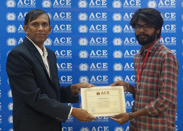 GATE-2017 EC All India 66th Ranker