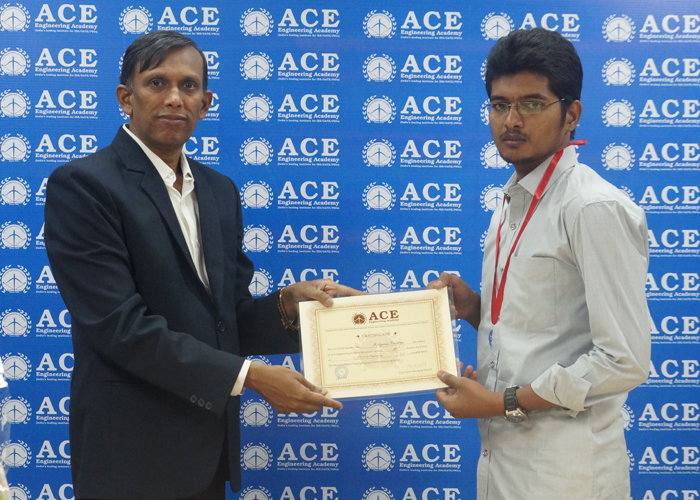 GATE-2017 EE All India 62nd Ranker