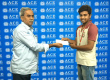 ace toppers CHANDRAJEET SINGH, EE - 37