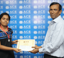GATE-16 CSIT-56th Ranker Rashmitha