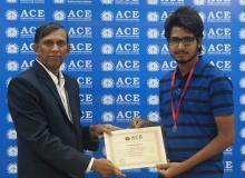 GATE-2017 EC All India 28th Ranker
