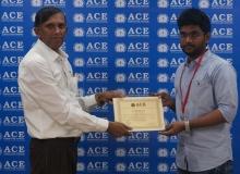 GATE-2017 EC All India 58th Ranker