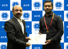 VINAY PRAKASH SHARMA-CE-AIR-1 Ranker